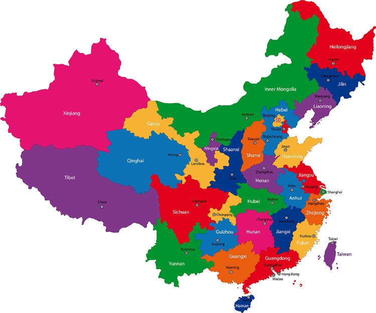China Distribution Network