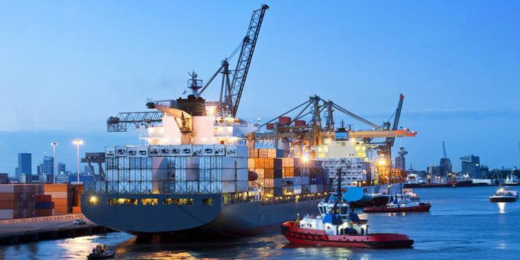 Ship Water Supply for International Navigation