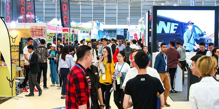 Shanghai International Outdoor and Fashion Sports Exhibition