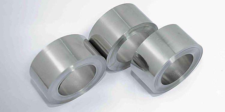 amorphous alloy strips