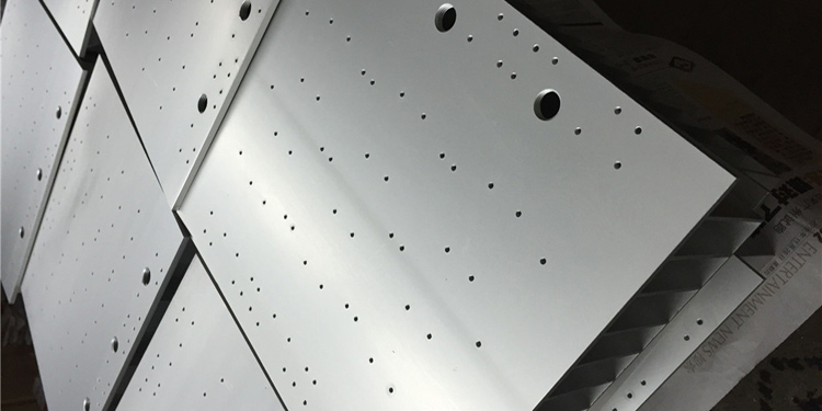 Aluminum deep processing