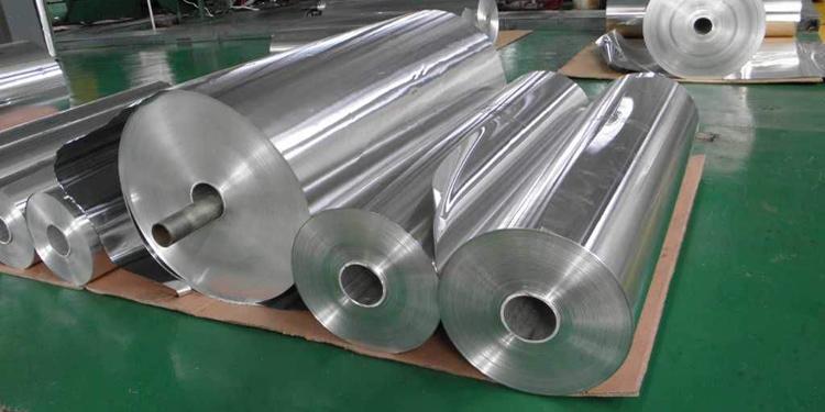 High grade aluminum foil