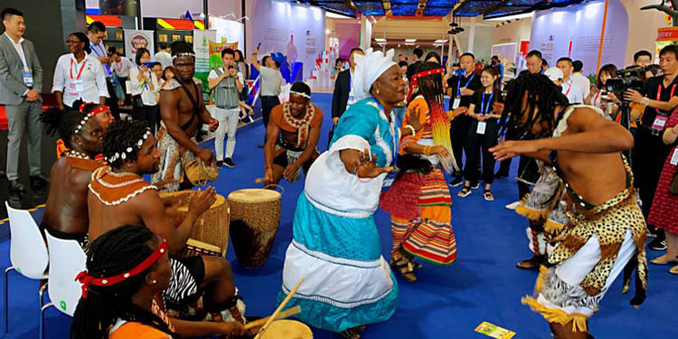 China Africa trade