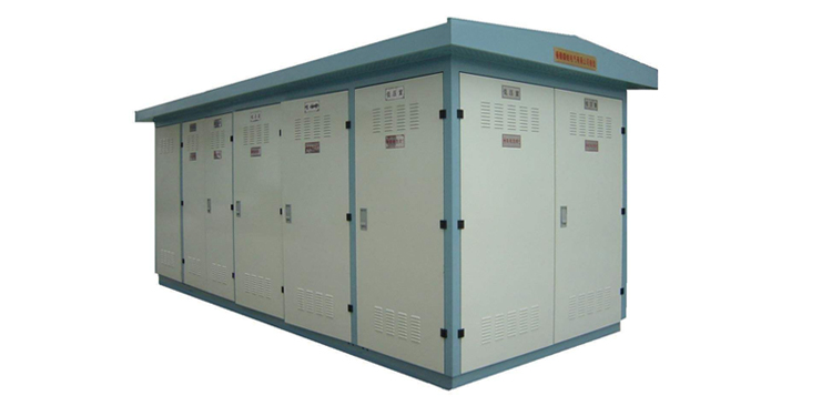 High and Low Voltage Box