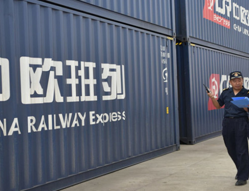 Over 10,000 China Europe freight trains pass Alashankou Port