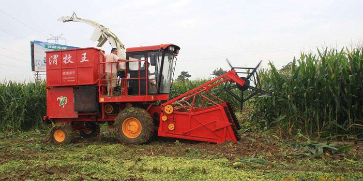 Crop harvesting machinery