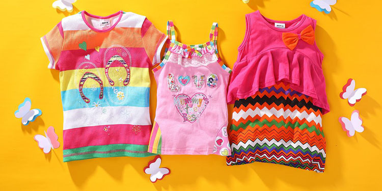 High end children's clothing