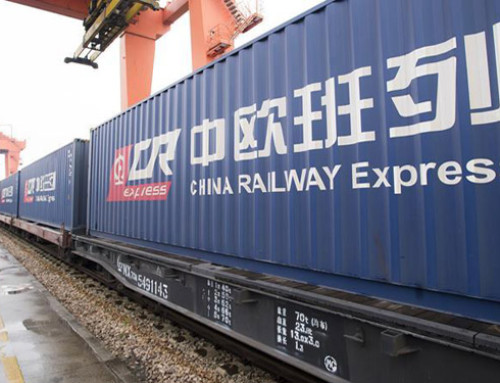 New China Europe freight train service to Poland opens
