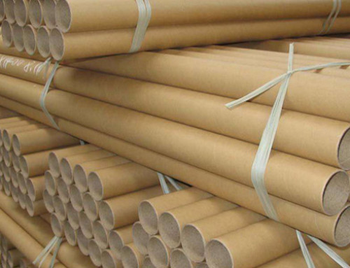 Paper tube production project